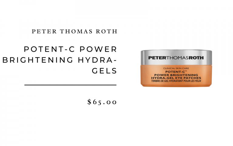 peter thomas roth potent-c hydra gels