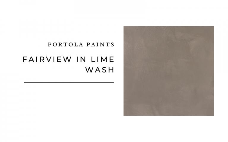 Portola Paint Fairview