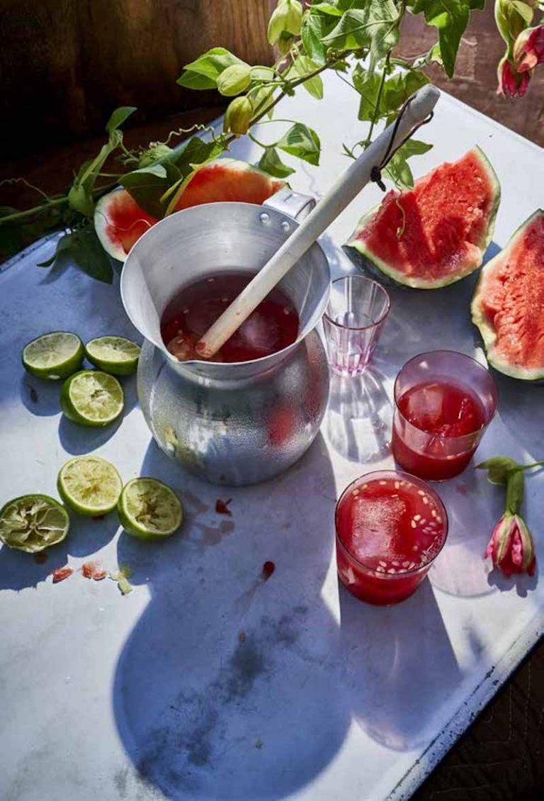 Patillazo watermelon punch