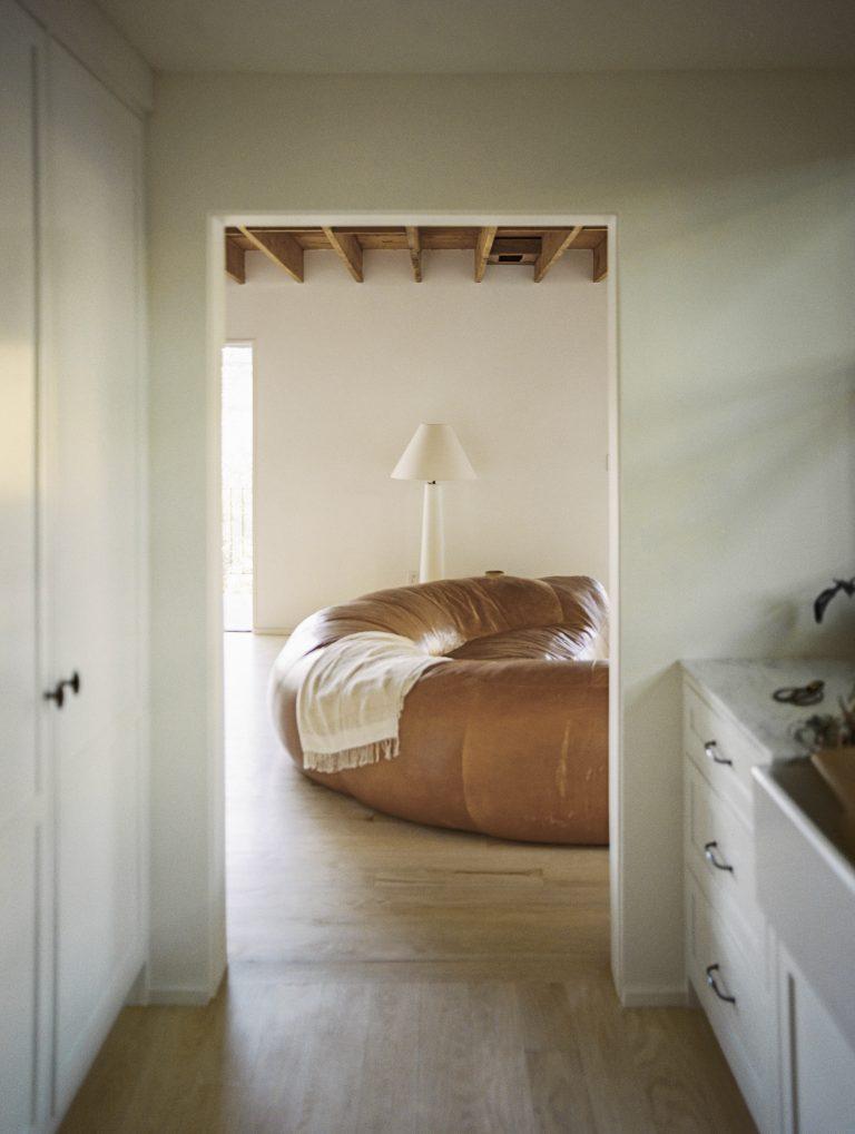 modern minimal house tour