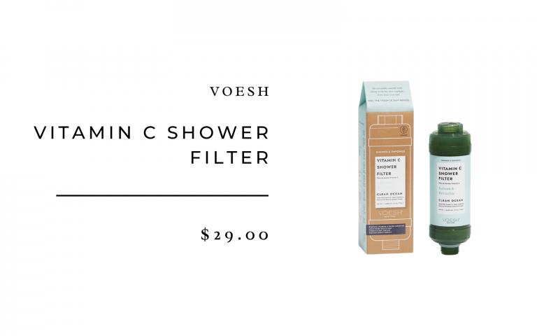 VOESH Vitamin C Shower Filter