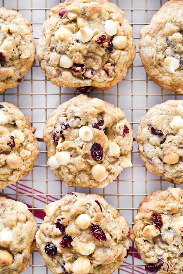 cranberry white chocolate chips