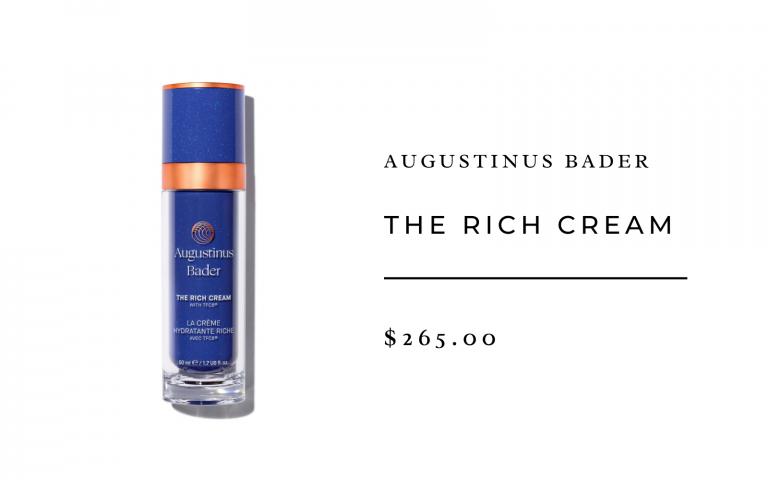 agustinus bader the rich cream