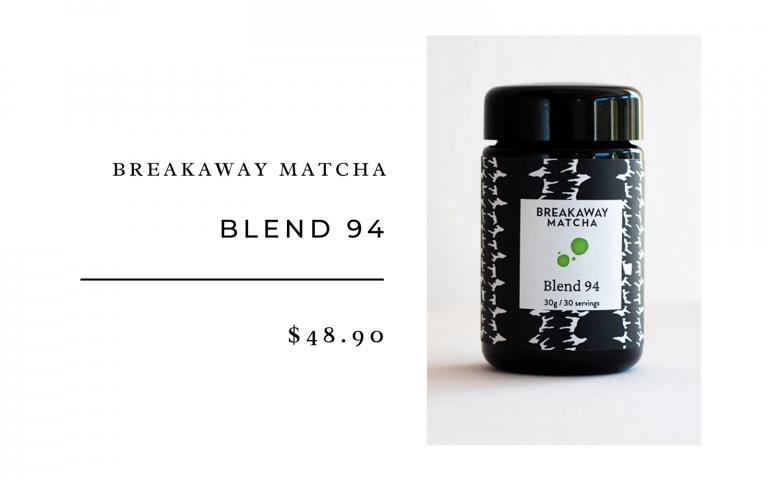 breakaway matcha blend 94