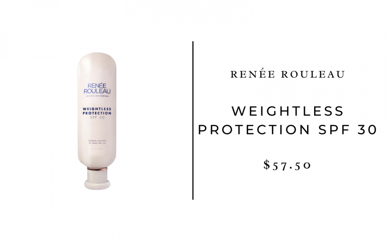 Renee Rouleau Weightless Protection SPF