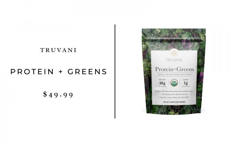 Truvani Protein + Greens