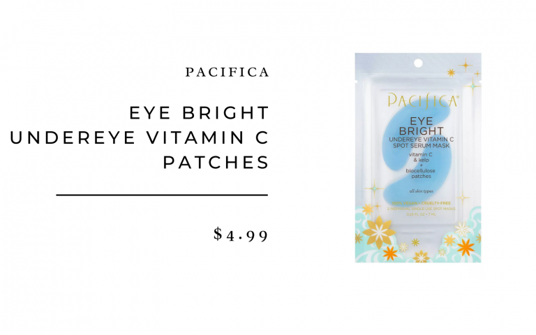 pacifica eye bright patches