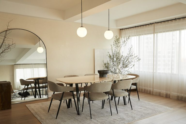 Marianna Hewitt's home proves that neutral decor can be full of personality