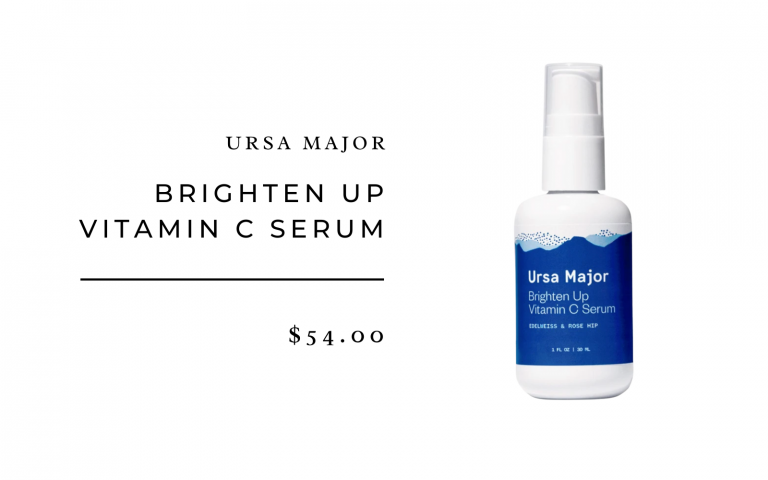 Ursa Major Brighten Up Vitamin C Serum
