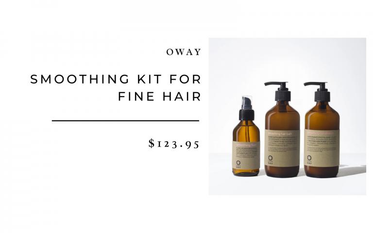 کیت صاف کننده Oway برای موهای زیبا