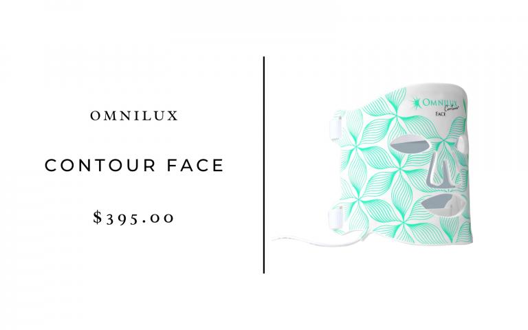 Omnilux Contour Face LED Mask