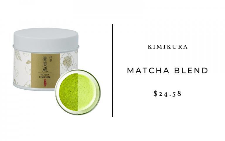 kimikura matcha