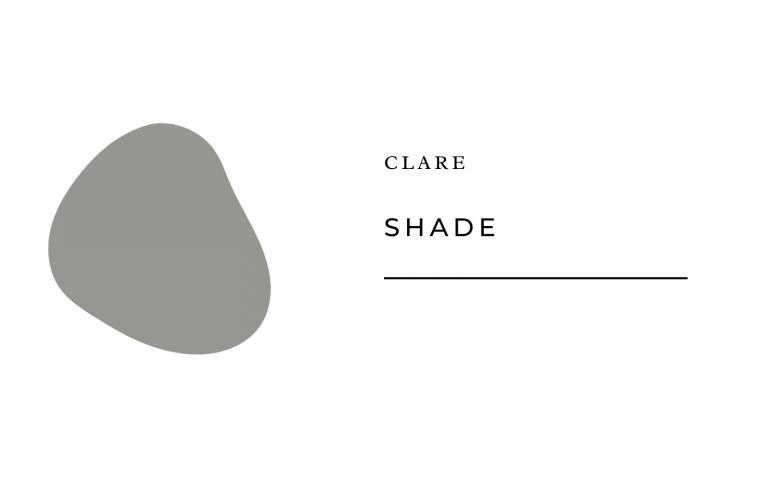 clare shade