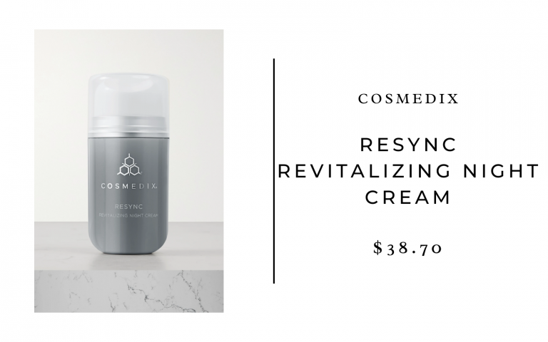 cosmedix resync cream