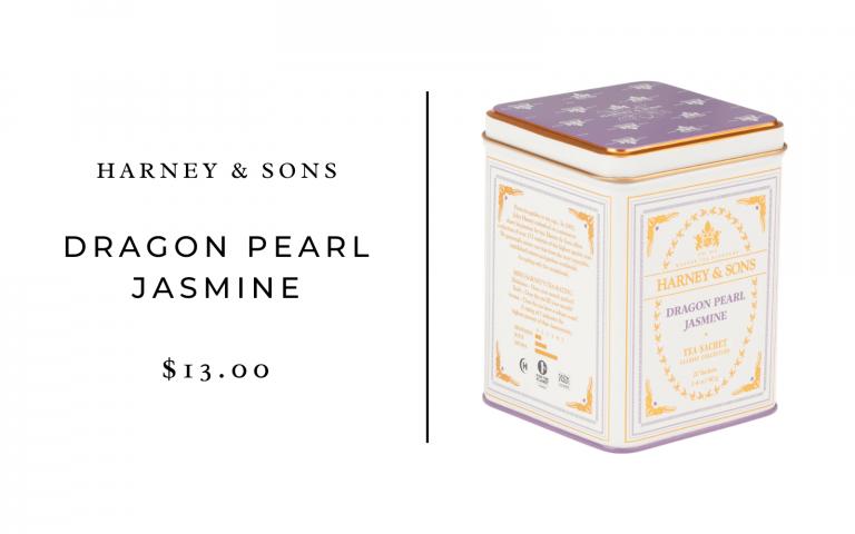 harney & sons dragon pearl jasmine