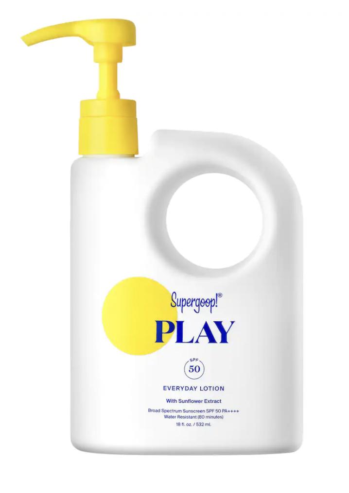supergood play sunscreen