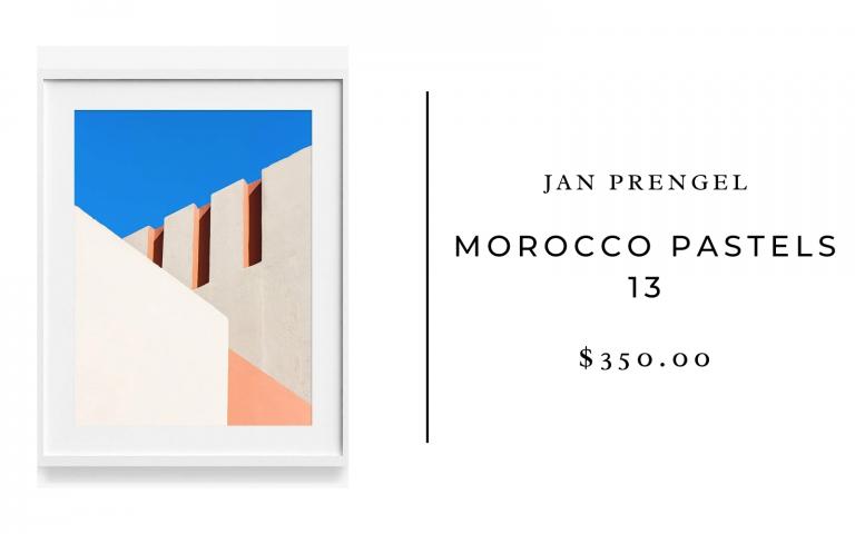 tappan morocco pastels