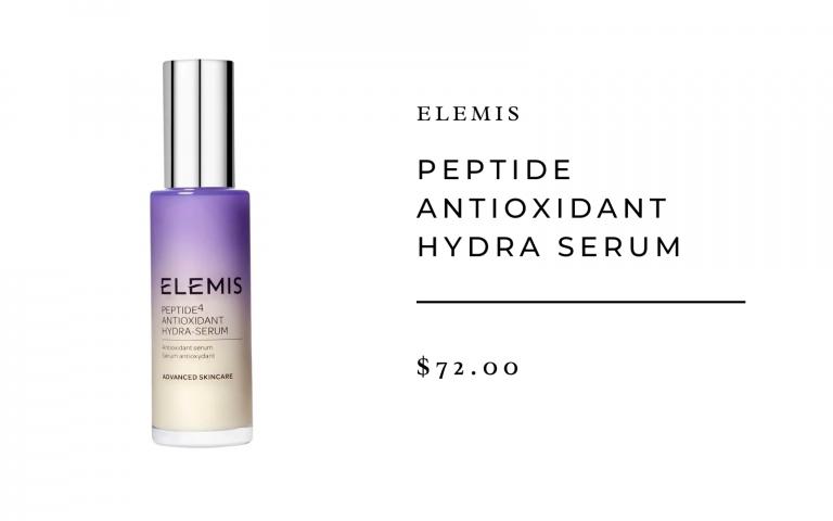 elemis peptide antioxidant hydra serum