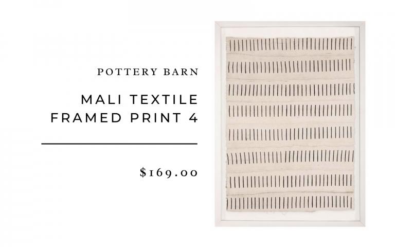 mali textile print
