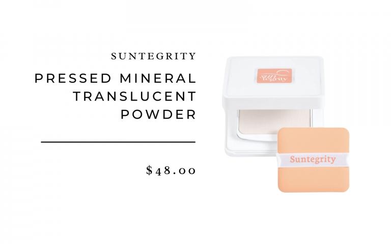 Suntegrity Pressed Mineral Translucent Powder