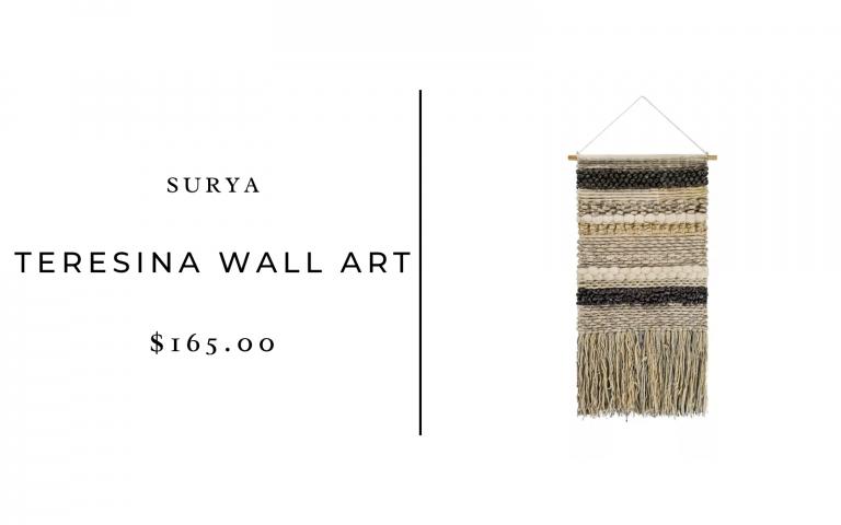 surya wall art