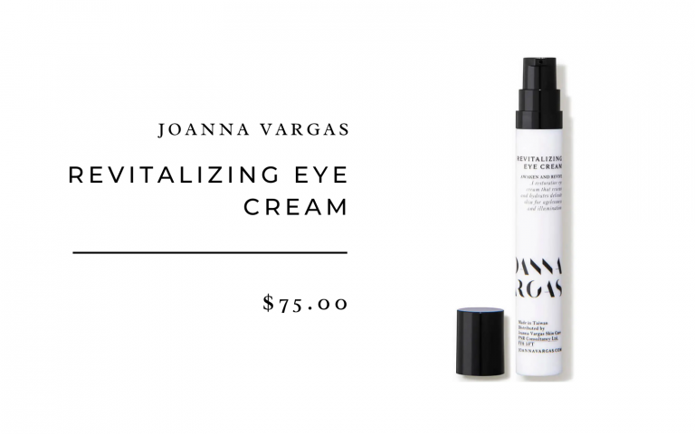 joanna vargas revitalizing eye cream
