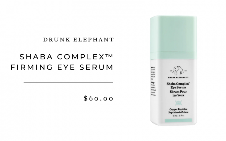 drunk elephant shaba complex eye serum