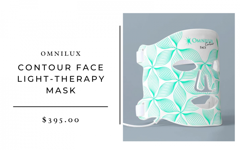 Omnilux Contour Face Light-Therapy Mask_best period products