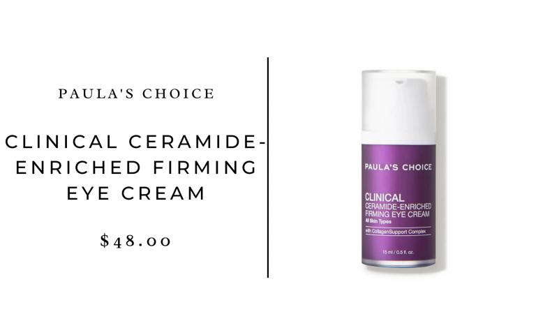 paula's choice cell ceramide firming eye cream