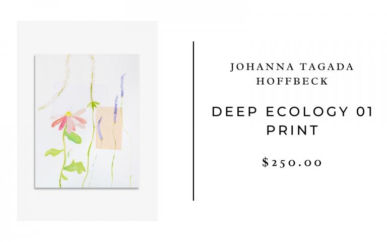 deep ecology print