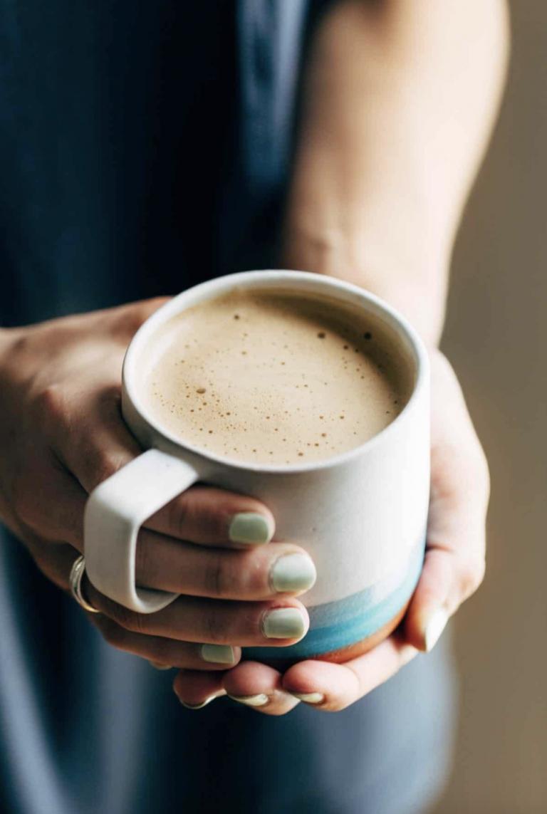 healthy coffee recipes