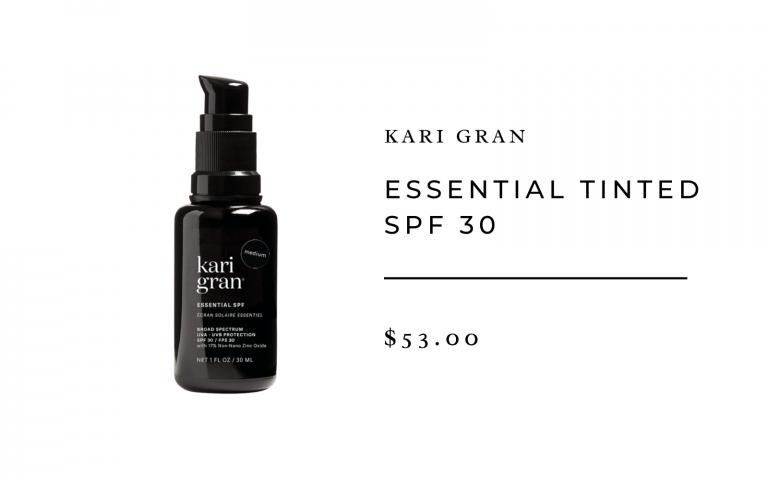 Kari Gran Essential Tinted SPF 30
