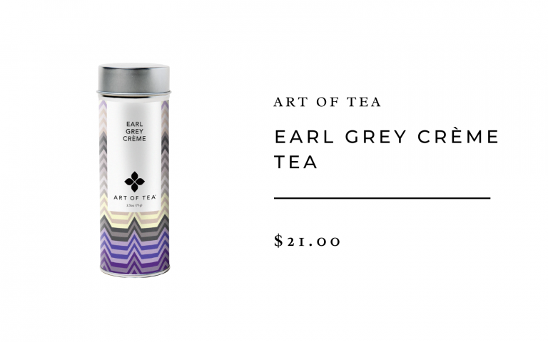 earl grey the art of tea