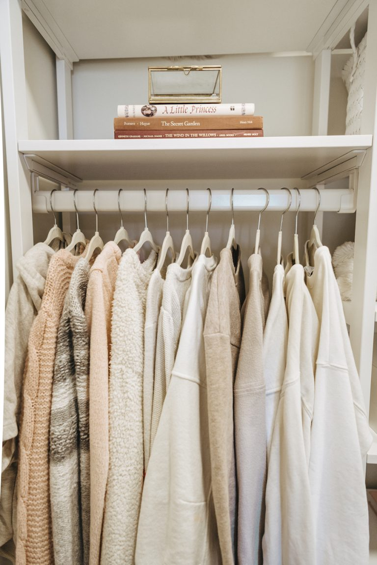 walk-in kids closet ideas, organization and decor tips, camille's house