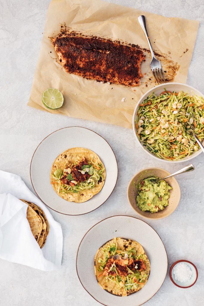 easy-roasted-salmon-tacos-broccoli-slaw-weeknight-dinner-1-3