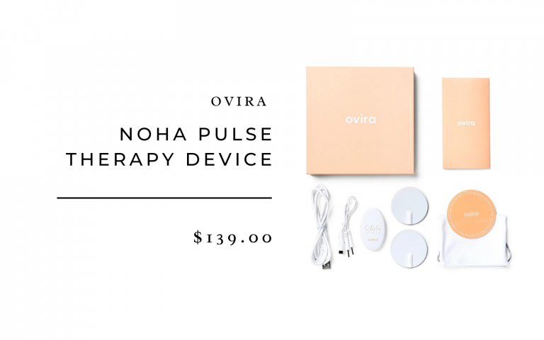 Ovira Noha Pulse Therapy Device_best period products