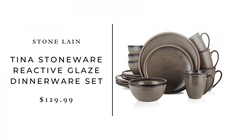 stone lain tina dinnerware set