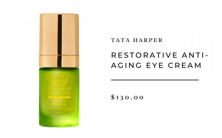 tata harper restorative anti aging eye cream