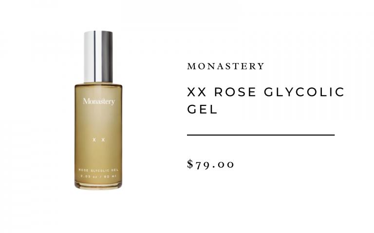 Monastery XX Rose Glycolic Gel