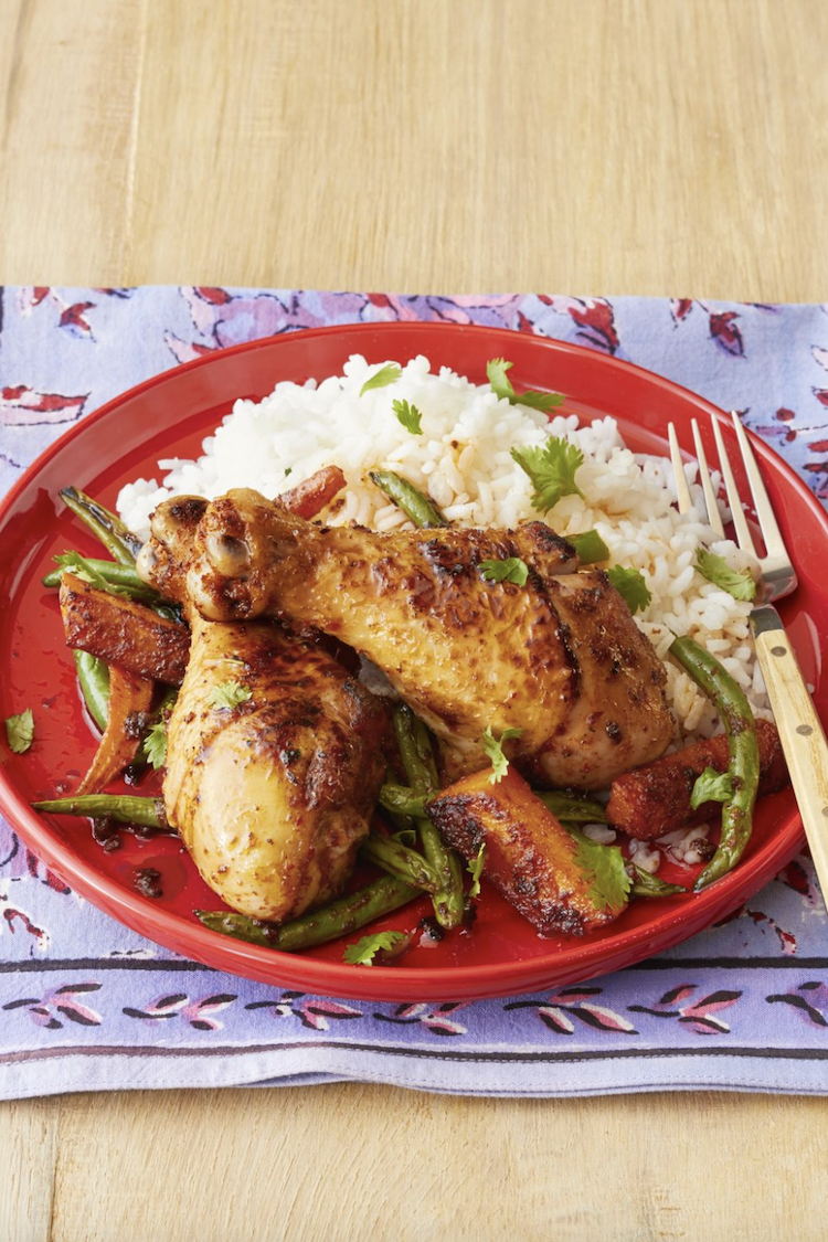 Recipes for chicken trays