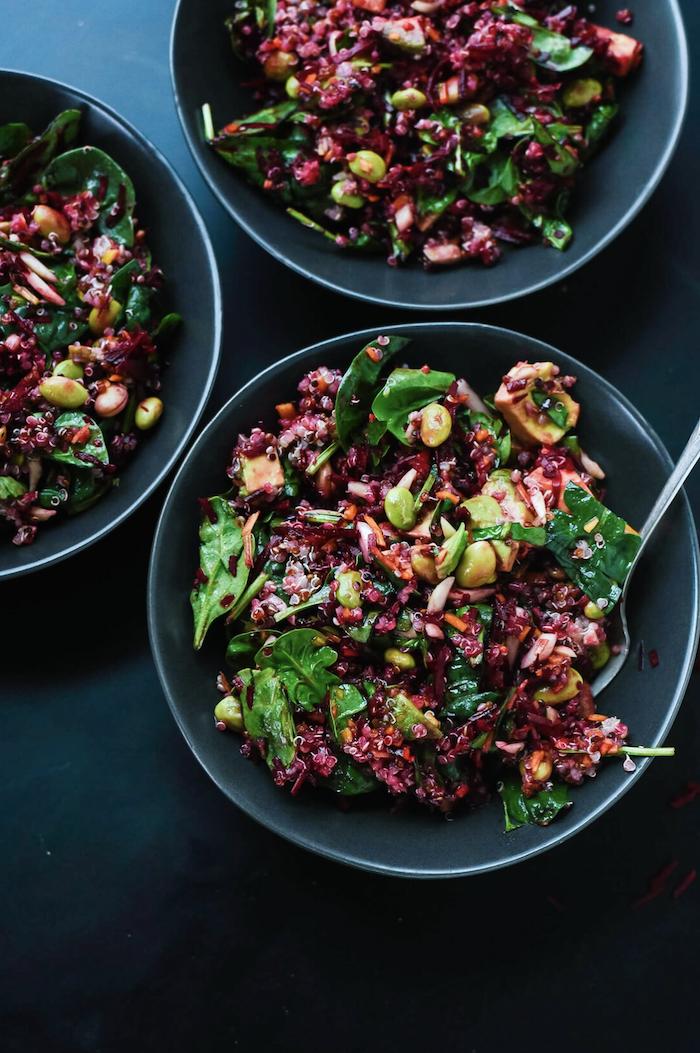 autumn salad recipes