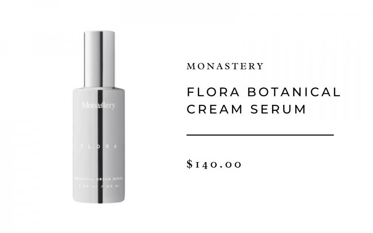 Monastery Flora Botanical Cream Serum