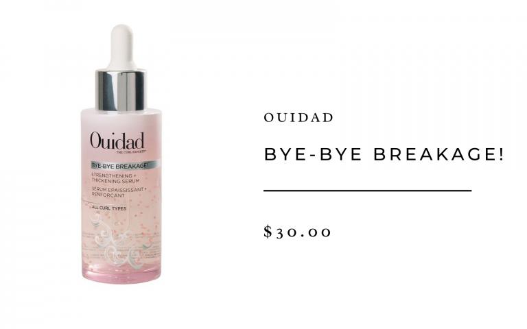 ouidad bye bye serum breaking