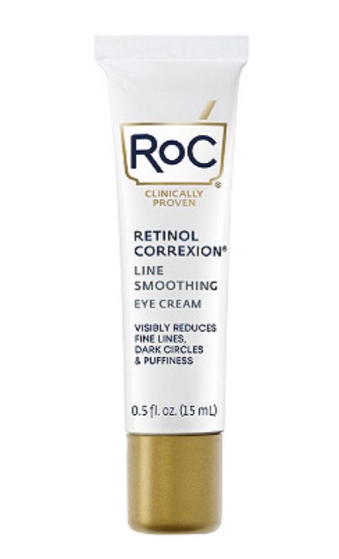 roc retinol correxion cream