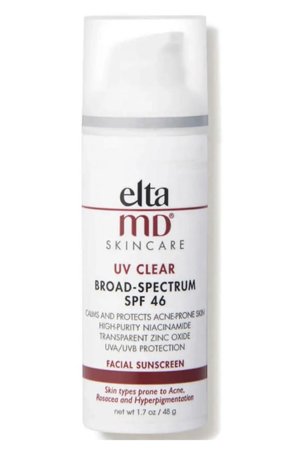 eltamd uv clear daily broad spectrum sunscreen