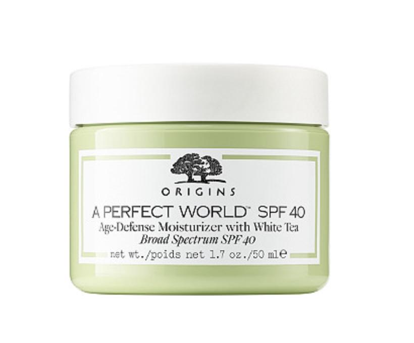 A Perfect World SPF 40 Age-Defense Oil Free Moisturizer with White Tea