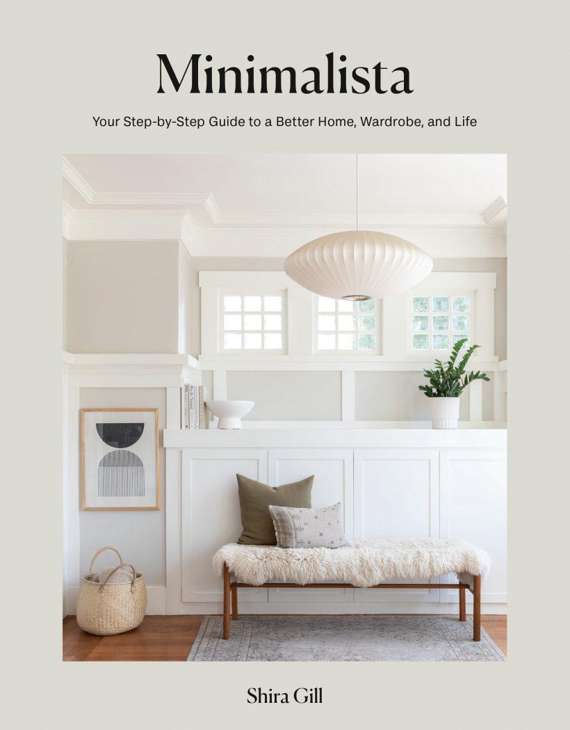 Minimalista organization book
