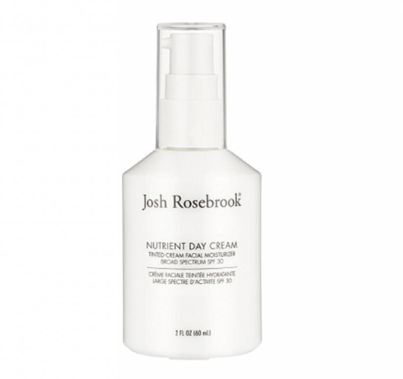 josh rosebrook Tinted Nutrient Day Cream SPF 30