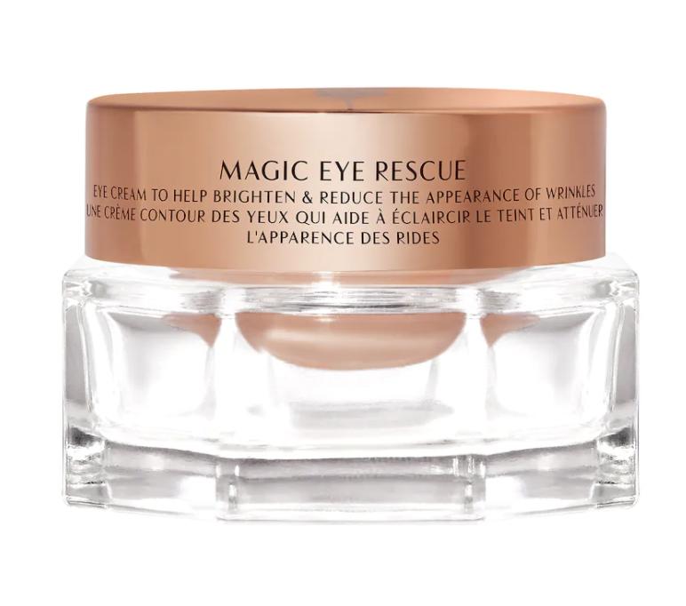 Charlotte Tilbury Refillable Magic Eye Rescue Cream with Retinol